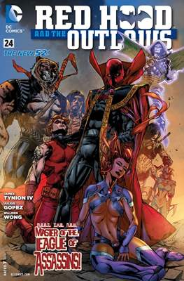 Red Hood and the Outlaws (2011-) New 52 (Comic-Book) #24