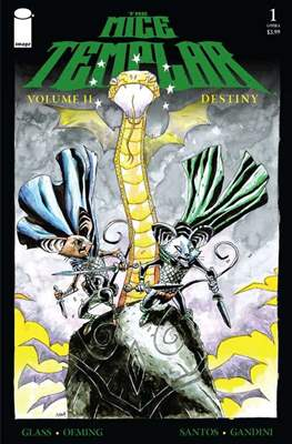The Mice Templar Vol. 2 Destiny (Grapa) #1