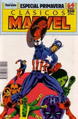 Clásicos Marvel (1988-1991). Especiales #1