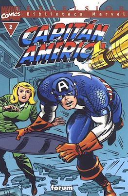 Biblioteca Marvel: Capitán América (1999-2000) #2