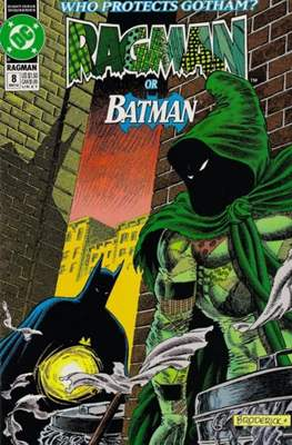 Ragman Vol. 2 (1991-1992) (Comic-book.) #8