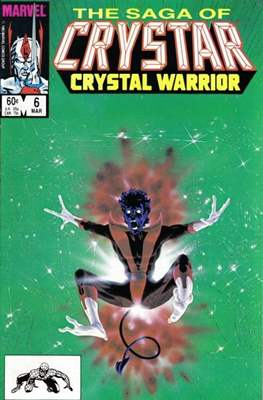Saga of Crystar, Crystal Warrior #6