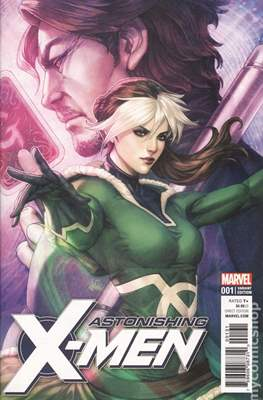 Astonishing X-Men (Vol. 4 2017-... Variant Cover)