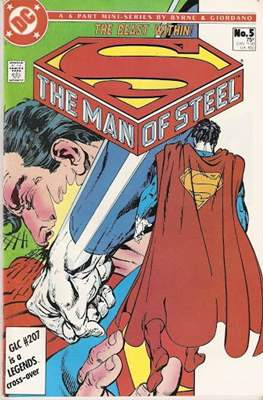 The Man of Steel (Comic-book) #5