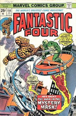 Fantastic Four Vol. 1 (1961-1996) (saddle-stitched) #154
