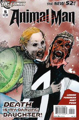 Animal Man vol. 2 (2011-2014) (Comic-book) #5