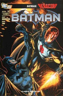Batman (2007-2012) (Grapa. 48 pp) #37