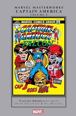Marvel Masterworks: Captain America (Hardcover) #8