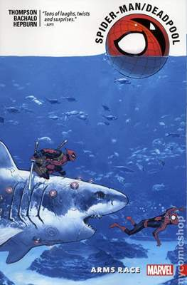 Spider-Man / Deadpool (Softcover) #5