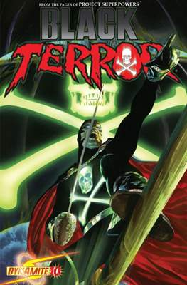 Black Terror (2008-2011) (Comic Book) #10