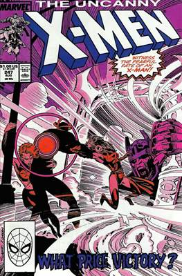 The Uncanny X-Men (1963-2011) (Comic-Book) #247