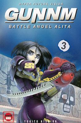 GUNNM: Battle Angel Alita - Hyper Future Vision (Rústica con sobrecubierta) #3
