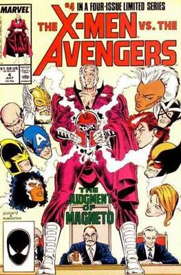X-Men vs Avengers (Comic-Book) #4