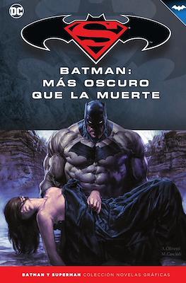 Batman y Superman. Colección Novelas Gráficas (Cartoné) #47