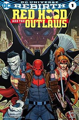 Red Hood and the Outlaws Vol. 2