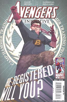 Avengers The Initiative (2007-2010) (Comic-Book) #28