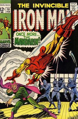 Iron Man Vol. 1 (1968-1996) #10