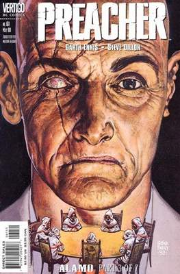 Preacher (Comic Book) #61