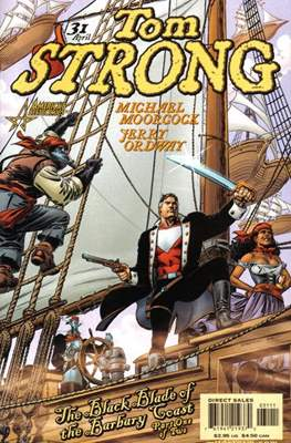 Tom Strong (Comic Book) #31