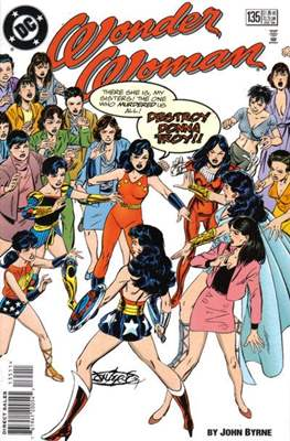 Wonder Woman Vol. 2 (1987-2006) (Comic Book) #135