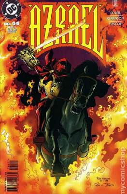 Azrael: Agent of the Bat (1995-2003) (Grapa) #44