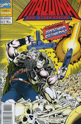 Máquina de Guerra (1995) (Grapa. 17x26. 24 páginas. Color. 1995) #6