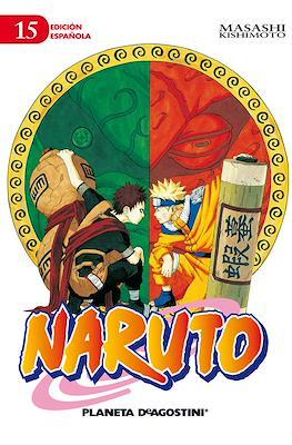 Naruto (Rústica con sobrecubierta) #15