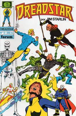 Dreadstar Vol. 2 #13