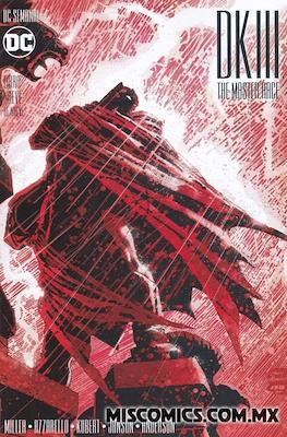 Dark Knight III: The Master Race (Portadas variantes) #9