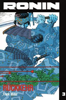 Ronin (Softcover) #3