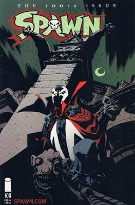 Spawn (Variant Covers) (Comic-book) #100.2