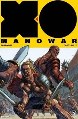 X-O Manowar (2017-) (Grapa) #17