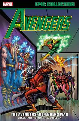 Avengers Epic Collection (Softcover) #7