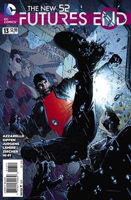 The New 52: Futures End (Comic-Book) #13