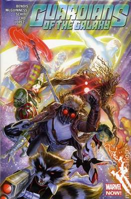 Guardians of the Galaxy (Vol. 3 2013-2015) (Hardcover) #3