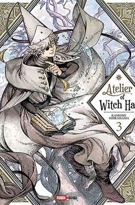 Atelier of Witch Hat (Rústica con sobrecubierta) #3