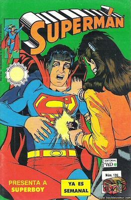 Supermán (1986-2001) (Grapa) #135