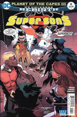 Super Sons (2017 - 2018 Comic-book) #6