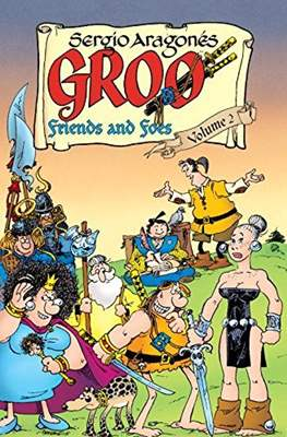 Groo Friends and Foes (Paperback 112 pp) #2