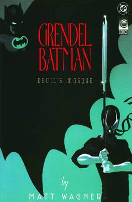 Batman / Grendel: Devil's Riddle #2