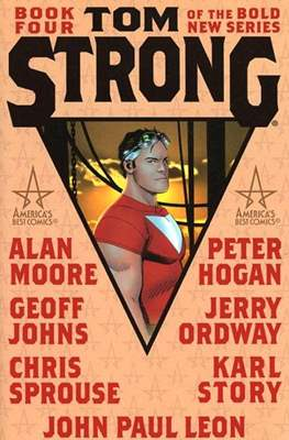 Tom Strong (Hardcover 160 pp) #4