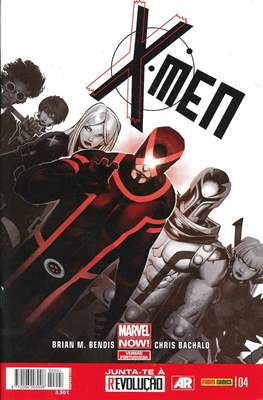 X-Men (Grapa) #4