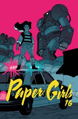 Paper Girls (Grapa 32 pp) #16