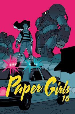 Paper Girls (Grapa 32 pp) #16