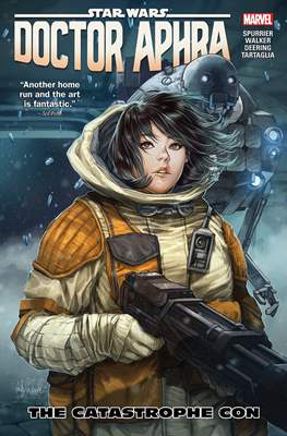 Star Wars: Doctor Aphra (Softcover) #4