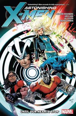 Astonishing X-Men Vol. 4 (2017-2019) #3