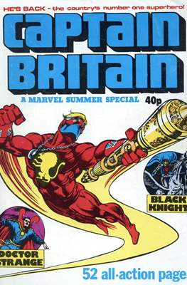 Captain Britain: A Marvel Summer Special