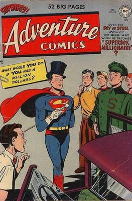 New Comics / New Adventure Comics / Adventure Comics (1935-1983 ; 2009-2011) (Comic Book) #159