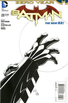 Batman Vol. 2 (2011-2016 Variant Covers) (Comic Book) #23.01