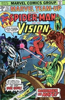 Marvel Team-Up Vol. 1 (Comic-Book) #42